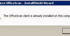 Fix Pundit: Forcefully Remove Trend Micro OfficeScan Client