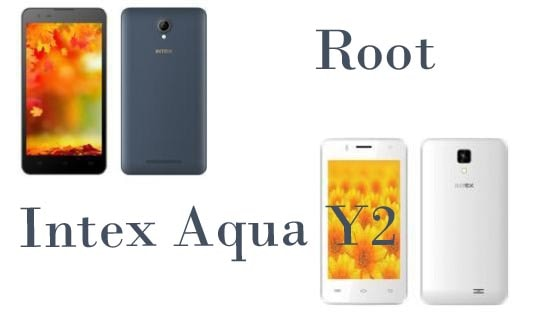 How to root Intex Aqua Y2