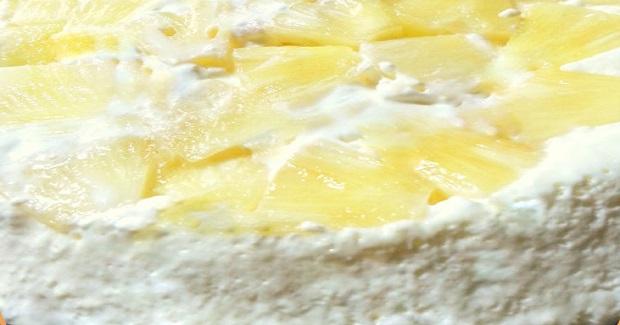 Pineapple Upside Down Pudding Recipe