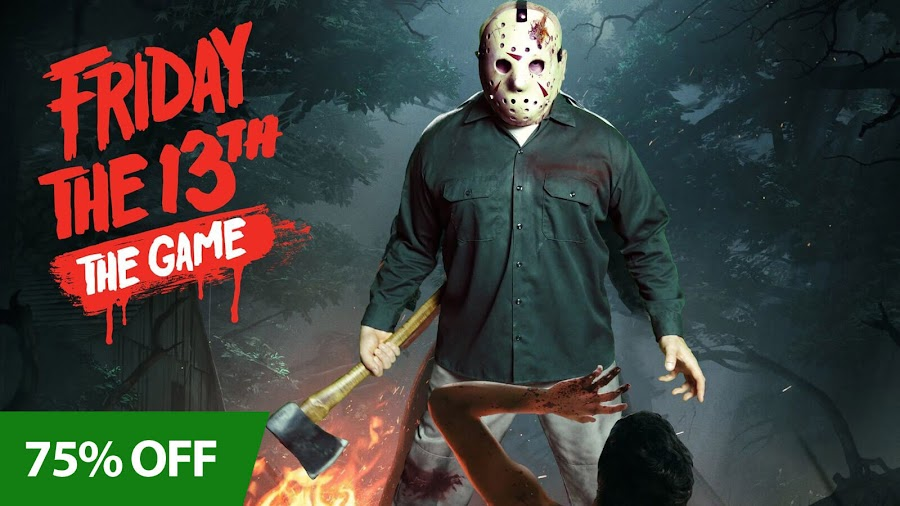 friday the 13th game xbox indie horror sale 2019
