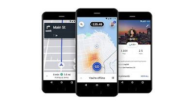 Uber to contribute to TomTom map editing