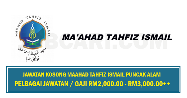 MAAHAD TAHFIZ ISMAIL