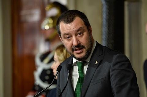 Salvini keményen beleszállt Franciaországba