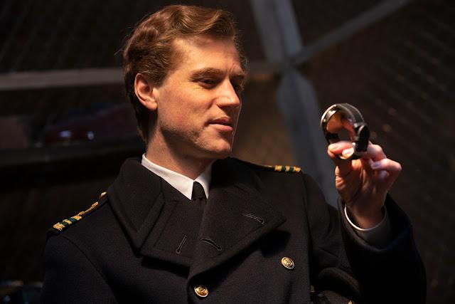Operation Mincemeat - Johnny Flynn as Ian Fleming