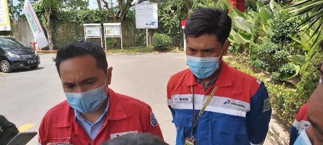 Laksanakan Bulan K3, Pertamina Pastikan Zero Accident