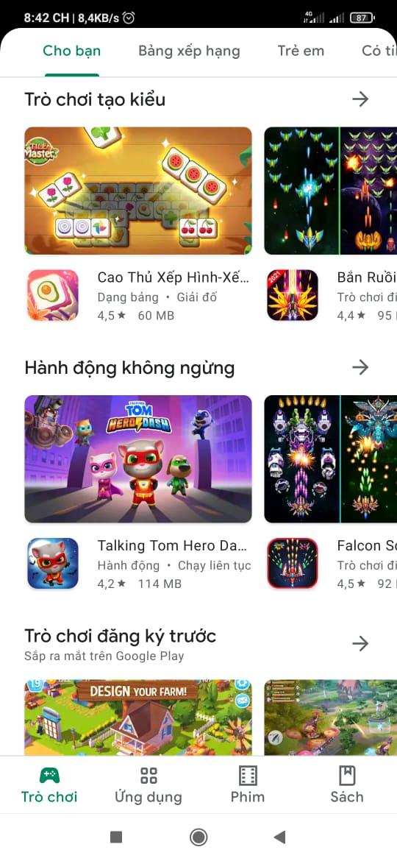 Tải game, download trò chơi miễn phí hay nhất cho điện thoại, máy tính a