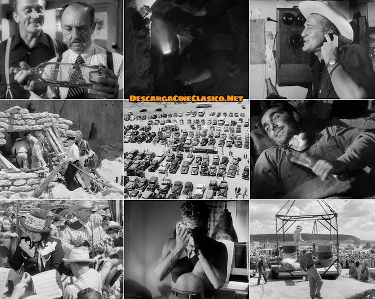 El gran carnaval (1951) Ace in the Hole - DESCARGA CINE CLASICO