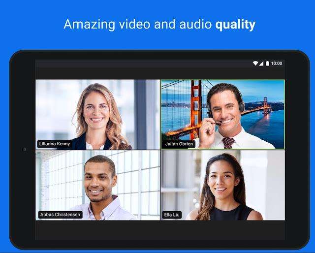 Aplikasi Video Conference Gratis di Komputer dan Android Cocok untuk Kerja di Rumah