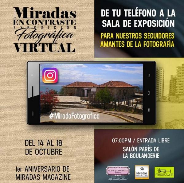 Miradas Magazine - Instagram