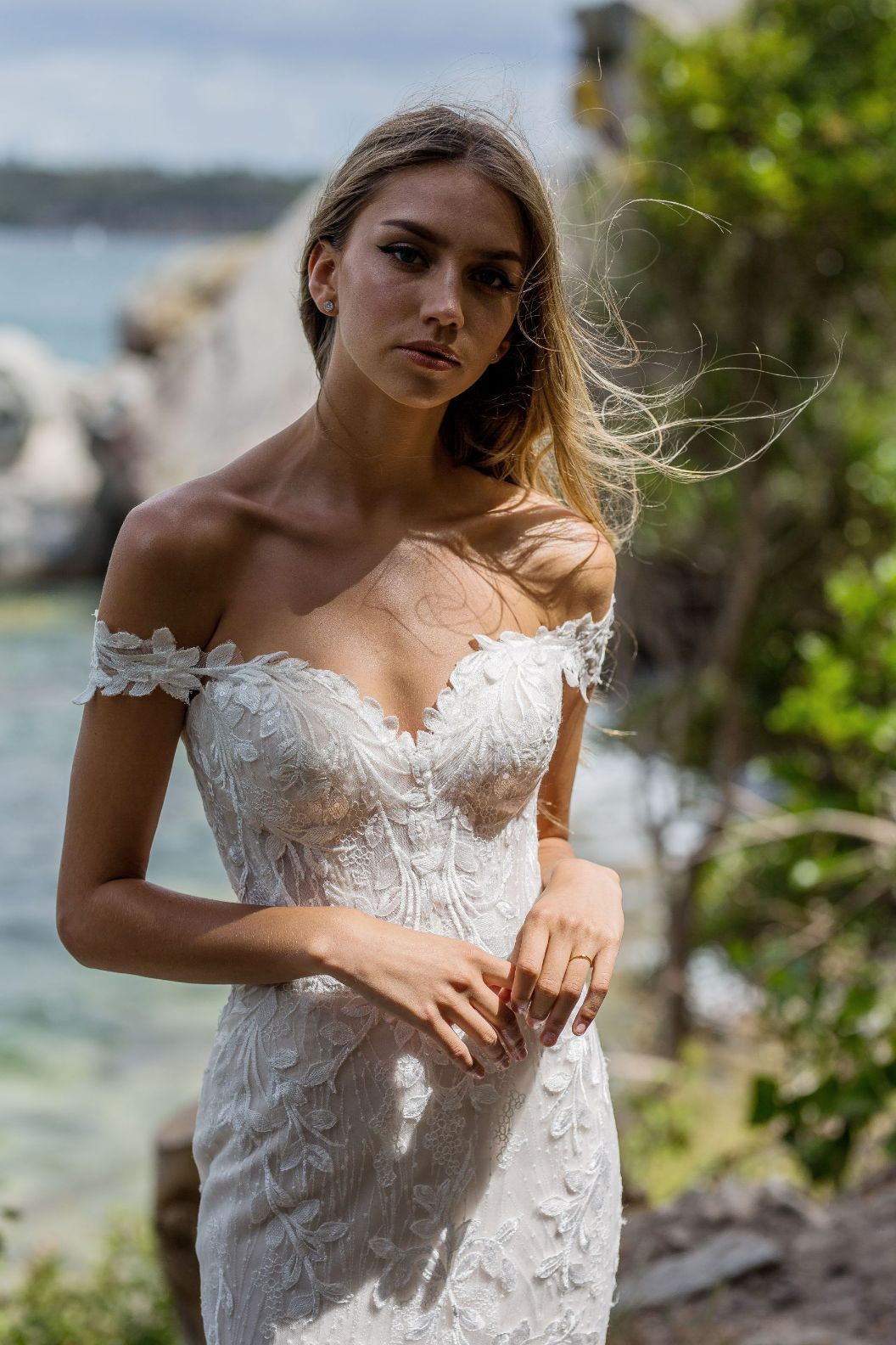 BRIDAL: KHATIRA ALINA COUTURE   2020 BRIDAL COUTURE COLLECTION AUSTRALIA
