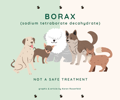 Boraz, is it really safe for your dog?