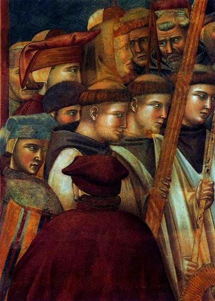 Basílica Superior de Sant Francesc d'Assís, Assís, Estats Pontificis (Giotto di Bondone)