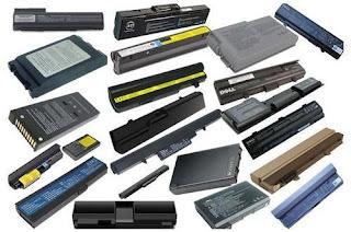 Jual Baterai Laptop / Netbook Bergaransi