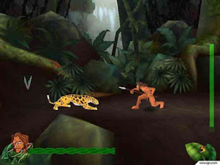 Tarzan Game Download Highly Compressed