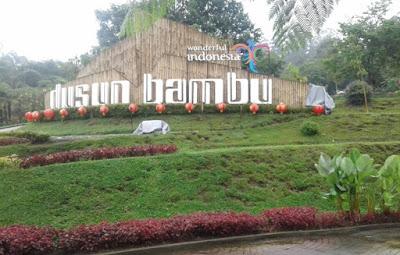 Obyek Wisata Dusun Bambu, Bandung Barat