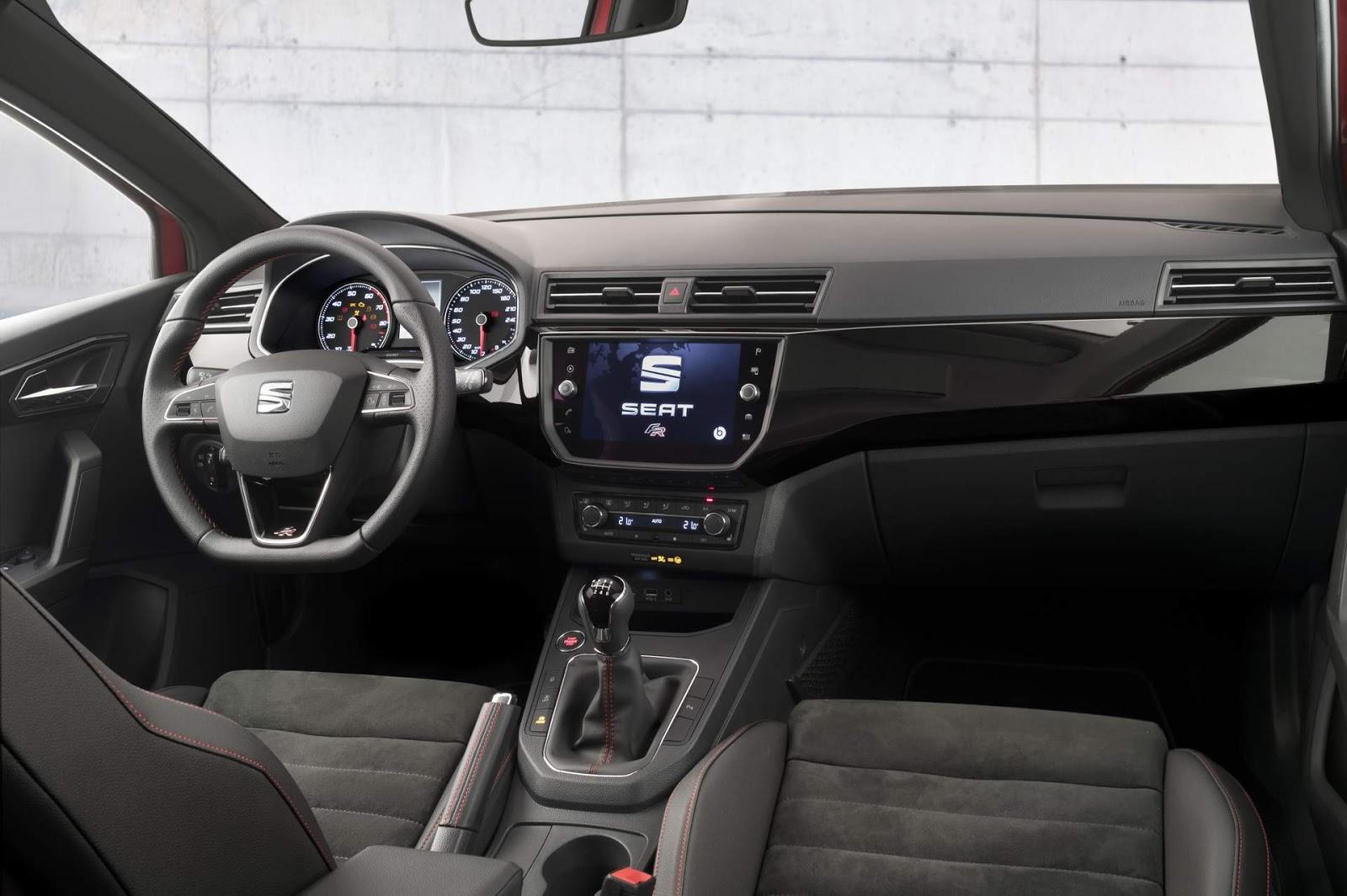 Vw polo ibiza 2018 1 0 tsi desempenho e consumo oficiais for Seat ibiza innenraum