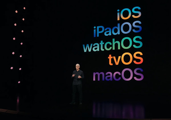 Tim Cook CEO、新 OS リリース時期を案内 - WWDC 2021
