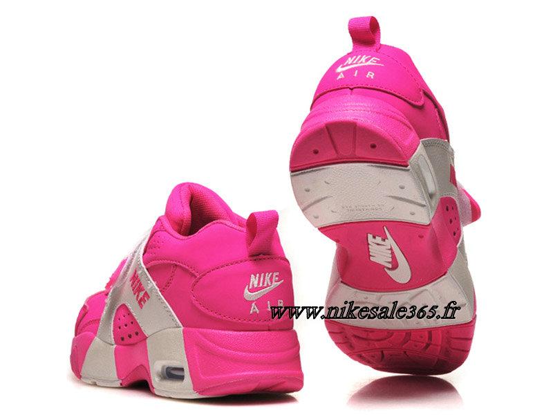 big sale e4552 88569 Nike Air Veer (GS) Chaussure de Training Pour Femme Pink Gris
