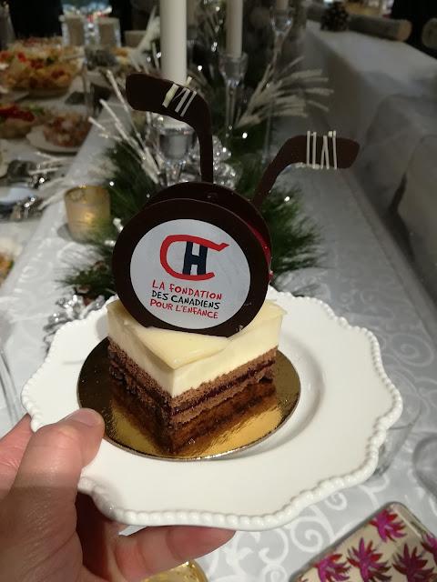 Première Moisson Noël Fondation des Canadiens pour l'enfance