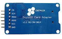 microSD tampil bawah