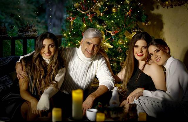 """Alejandro Fernández realiza donativo a los tabasqueños y forma parte del álbum """"Eterna Navidad"""" con el clásico jingle 'Blanca Navidad'"""