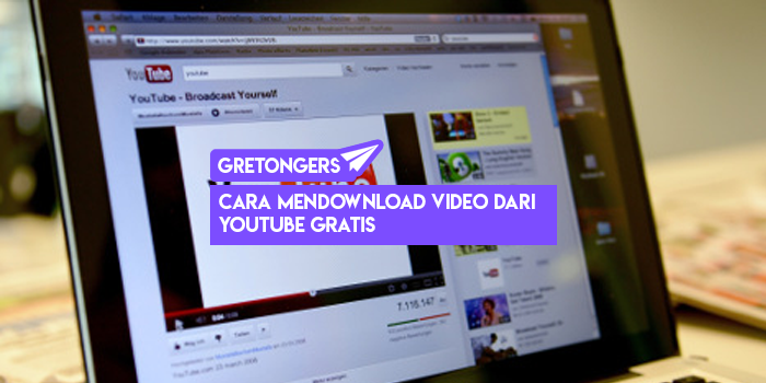 Cara Mendownload Video Dari Youtube Gratis