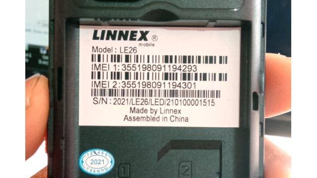 Linnex LE26 Flash File 6531E (2021 New Model) 100% Tested