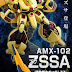 P-Bandai: HGUC 1/144 Zssa - Promo Image + Release Info