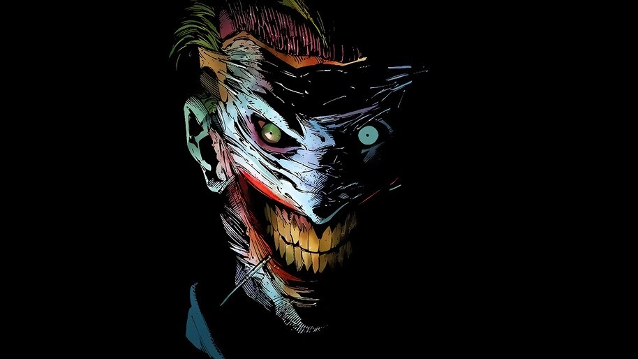 Joker, Smile, DC, Supervillain, 4K, #6.2438