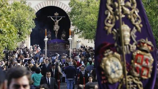 Las bandas deberán esperar fuera del Patio de los Naranjos en los traslados de vuelta de la Magna de Córdoba
