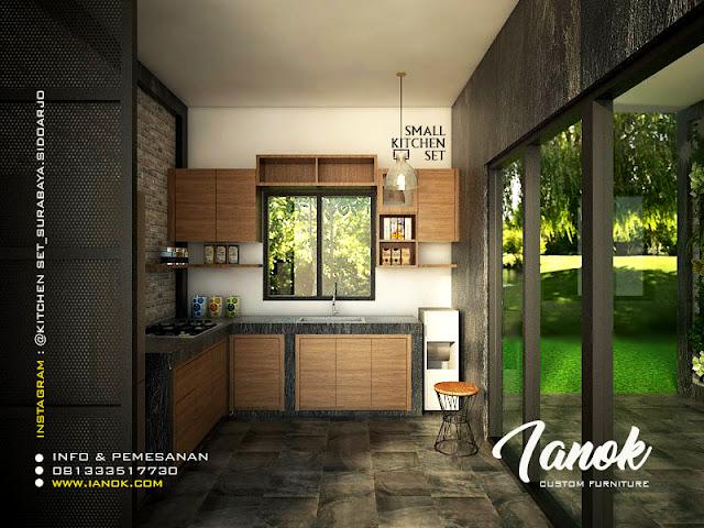 Jasa kitchen set Murah dan Modern