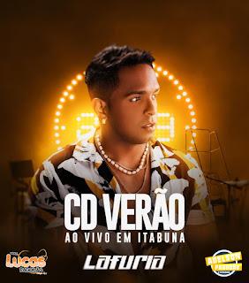 LA FÚRIA - CD VERÃO - AO VIVO EM ITABUNA - 2021
