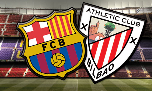Barcelona vs Athletic Bilbao Full Match And Highlights