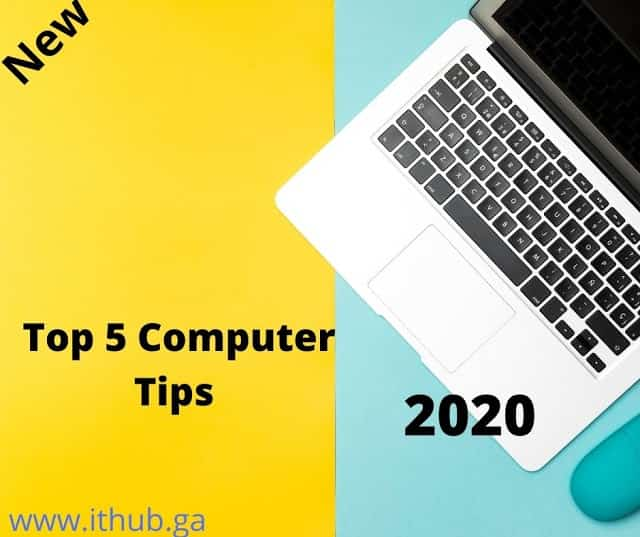Computer Tips|Top 5 Computer Tips to become Expert