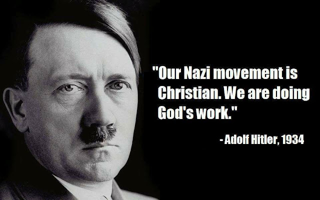 Vatican Archives Document That Catholic Church And Pope Were Silent During Nazi Holocaust, Never Criticized Hitler, Hid Information About Concentration Camps, Helped Nazis Escape To South America  - Putschists In The Shadow Of The Coronavirus  - Secret Plan To Take Over The USA
