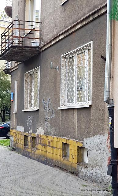 Warszawa Warsaw Gosław Grochów kamienica architektura architecture Praga Południe Grenadierów 44