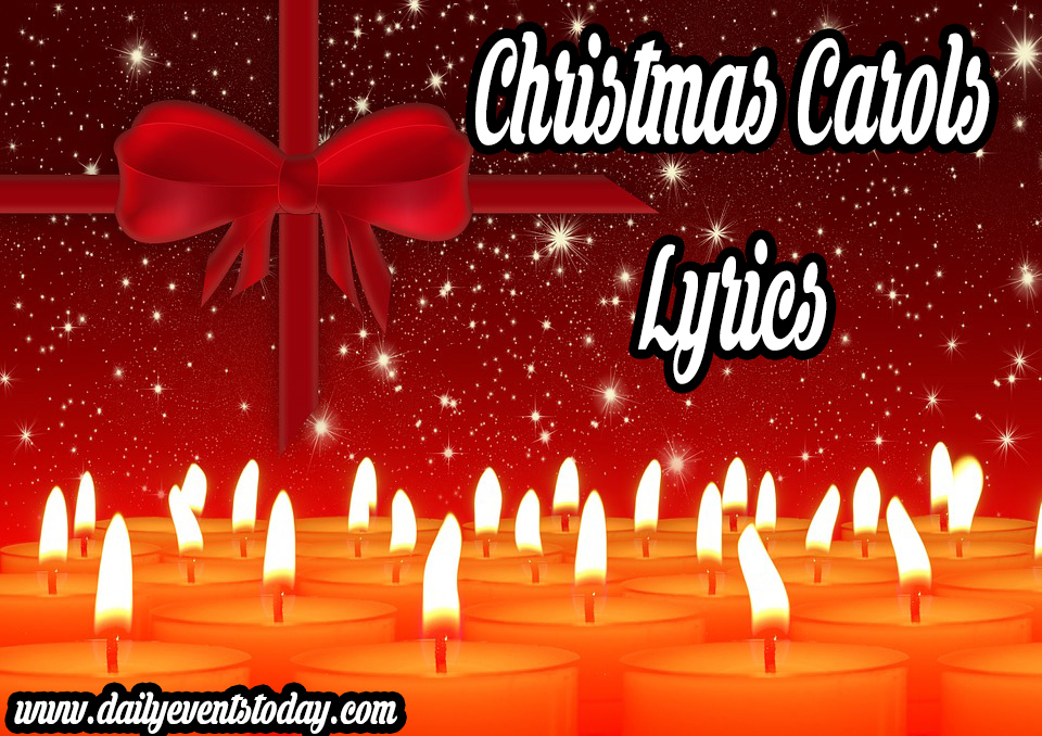 christmas carols lyrics christmas song for kids - Best Christmas Lyrics