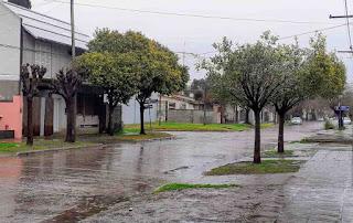 Registro se lluvias Chacabuco