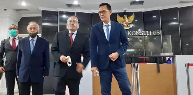 Ditemani Refly Harun, Rizal Ramli Resmi Gugat Presidential Threshold ke MK