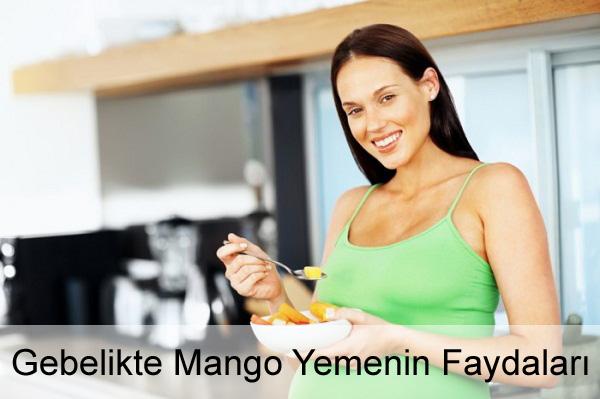 Gebelikte Mango Yemenin Faydaları