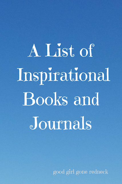 11 Inspirational Books and Journals