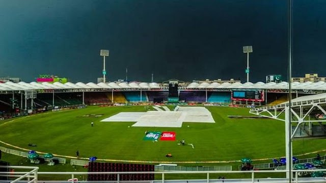 The Second ODI Was Rescheduled Between Pakistan And Sri Lanka