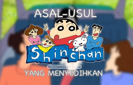 Kisah Sedih Disebalik Anime Crayon Shin Chan