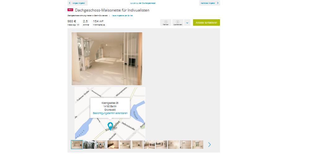marco14berg alias marco berg dachgeschoss maisonette f r. Black Bedroom Furniture Sets. Home Design Ideas