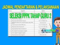 Inilah Jadwal Pendaftaran PPPK Guru Tahap 2 Tahun 2021