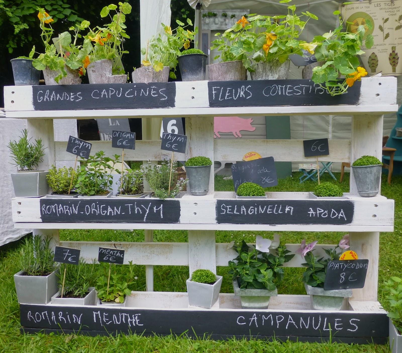 Creer Un Jardin Aromatique Un Petit Tour Au Jardin Aromatique De