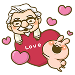 The Colonel's Limited Edition Stickers2