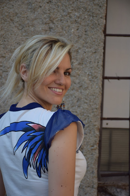 mariafelicia magno fashion blogger colorblock by felym outfit luglio 2016 outfit estivi summer outfits july outfits fashion blogger italiane fashion bloggers italy influencer italiane italian influencer ragazze bionde blondie blonde hair blonde girls