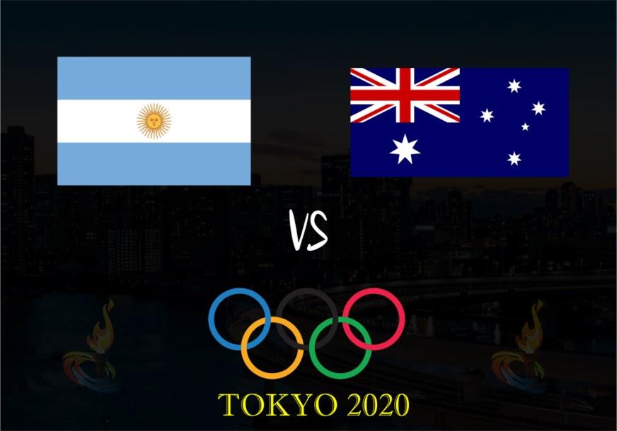 مباراة الارجنتين واستراليا