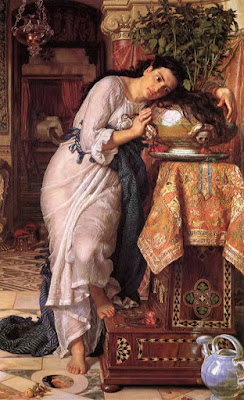 Isabella and the Pot of Basil - Hunt